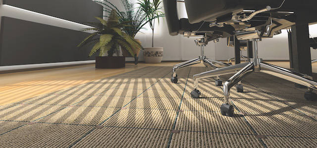 Commercial carpet cleaning in Lincoln, NE